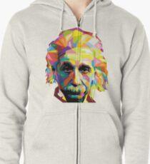 Sudadera con capucha y cremallera Einstein Technicolor
