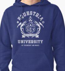 Equestria University Pullover Hoodie