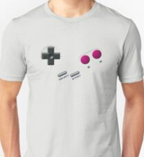 Gameboy Buttons Unisex T-Shirt