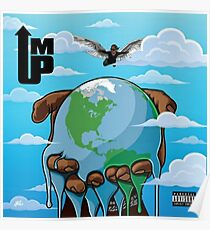 Young Thug - I'm Up Poster