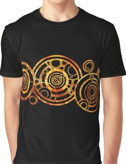 Doctor Who - The Doctor's name in Gallifreyan #2 Graphic T-Shirt