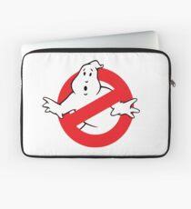 Ghostbusters logo Laptop Sleeve