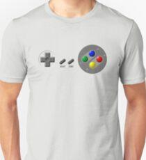 SNES Buttons T-Shirt