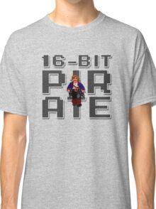 Guybrush - 16-Bit Pirate Classic T-Shirt