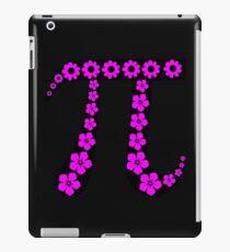 Floral Pi iPad Case/Skin
