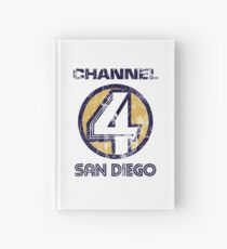 Channel 4 San Diego Hardcover Journal