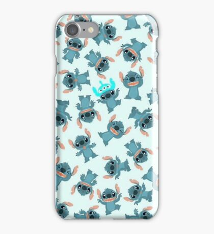 lilo & stitch  iPhone Case/Skin