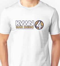 KVWN San Diego (Outlined) T-Shirt