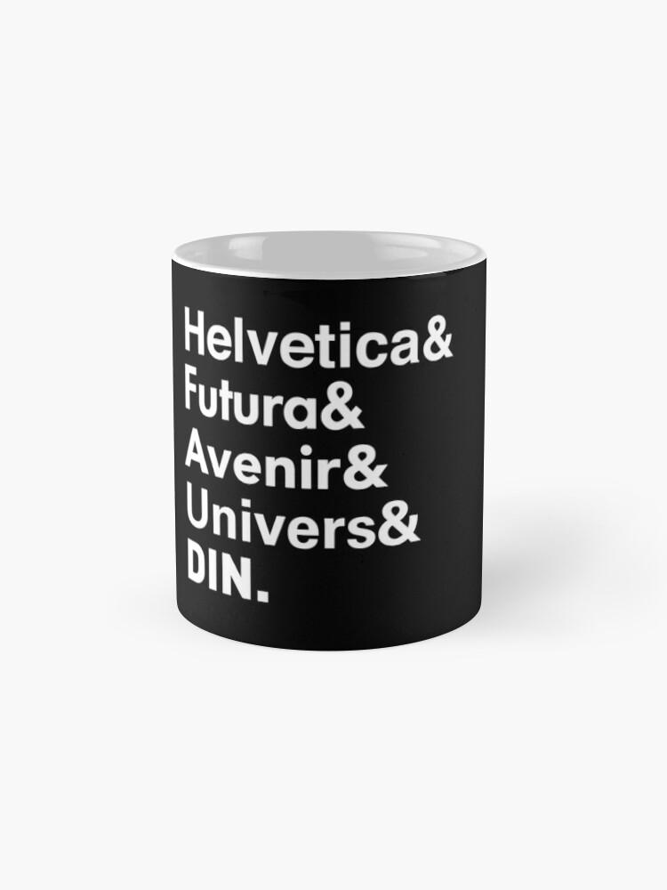 Sans-Serif Fonts   Mugs