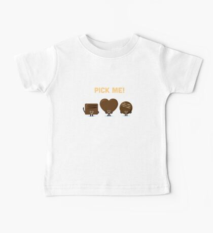 Character Building - Chocolates Kids Clothes