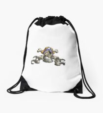 Scurvy! Drawstring Bag