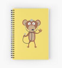monkey doctor  Spiral Notebook