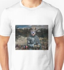 Australian Cattle Dog Art - Philip IV hunting wild boar  Unisex T-Shirt