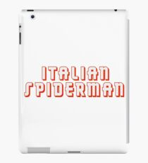 Italian Spiderman - ONE:Print iPad Case/Skin