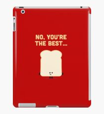 Character Building - Sliced Bread iPad Case/Skin