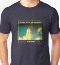 Solailo - Aurora Power (Dark), maximum lights power attack Unisex T-Shirt