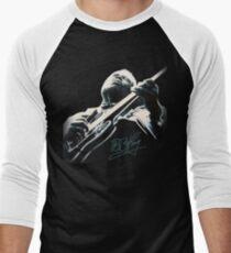B B King T-Shirt Men's Baseball ¾ T-Shirt