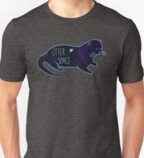 Otter Space Blues Unisex T-Shirt