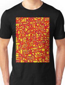 Mazetract Blocks Unisex T-Shirt