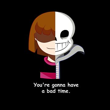 Undertale Sans VS Frisk by ZARIAA