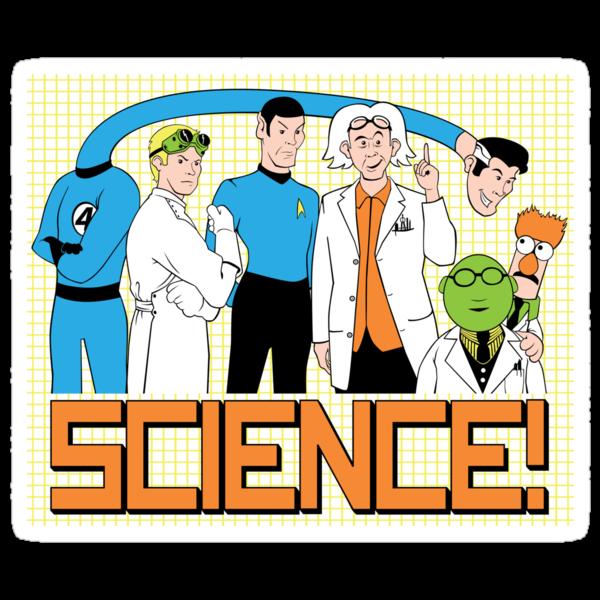 SCIENCE! by jcthomason