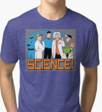 SCIENCE! Tri-blend T-Shirt
