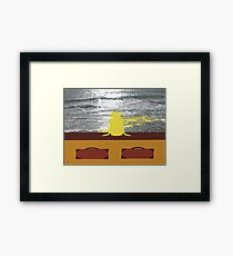HOLIDAY TIME Framed Print