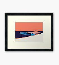 Lyme Regis - The Cobb Framed Print