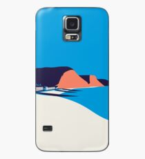 Sidmouth Seascape Case/Skin for Samsung Galaxy