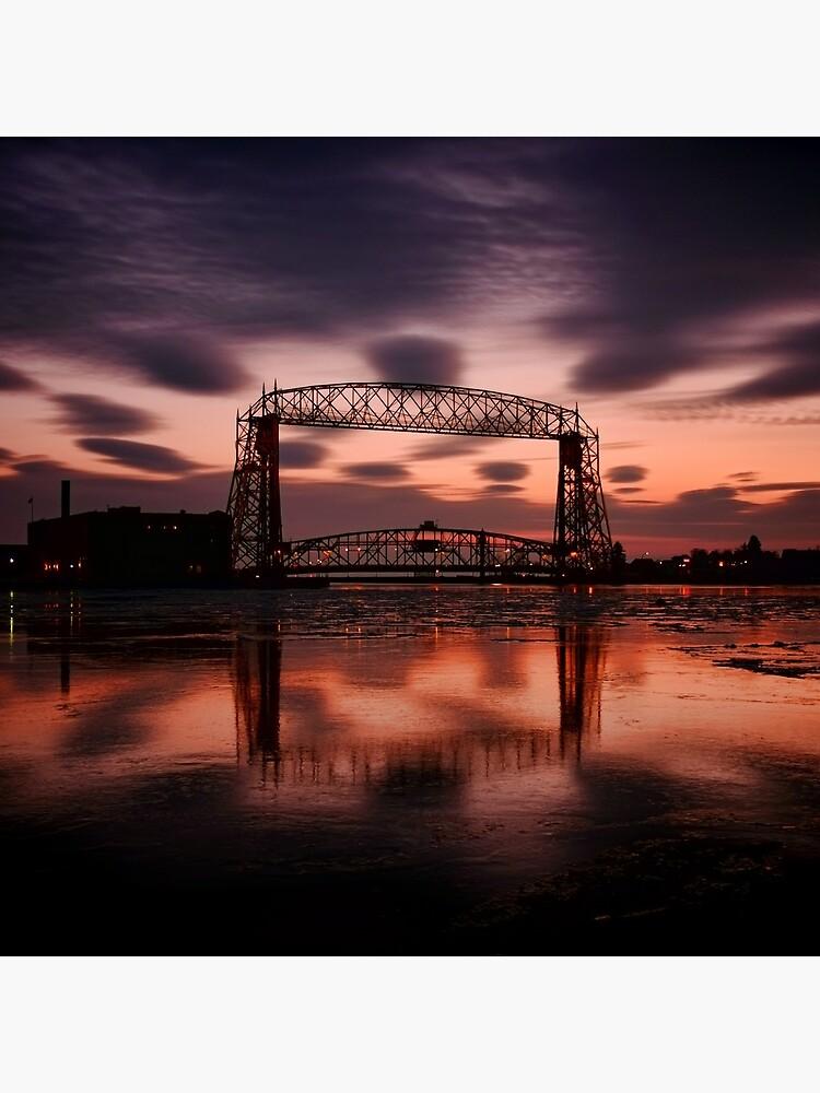 Duluth Morgen Reflexionen von glenninduluth
