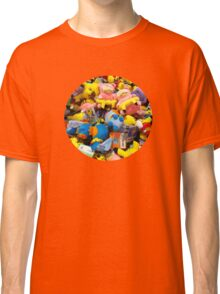 Pokemon plushies  Classic T-Shirt
