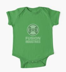 Fusion Industries - Back to the Future One Piece - Short Sleeve