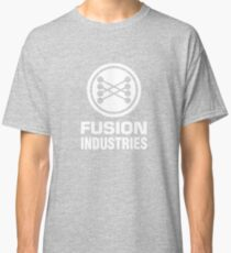 Fusion Industries - Back to the Future (White) Classic T-Shirt