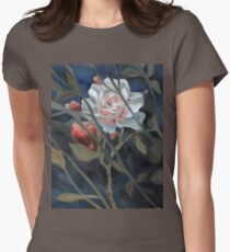 study of a rose in the back garden T-Shirt