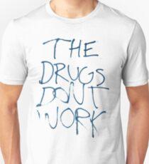 Drugs Don't Work Graffiti T-Shirt