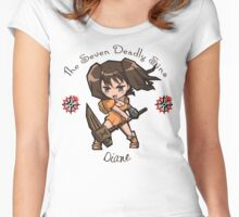 Chibi Diane Women's Fitted Scoop T-Shirt