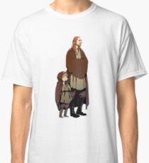 Qui Gon and Padawan Classic T-Shirt