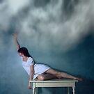 The Clouds Descend by Jennifer Rhoades