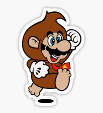 Kong Suit Sticker