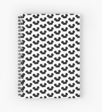 Mickey Ears Spiral Notebook