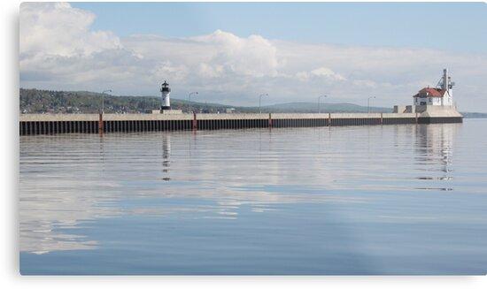 South Pier - United States of America by Elizabeth  Lilja