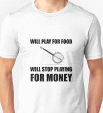 Banjo For Money T-Shirt
