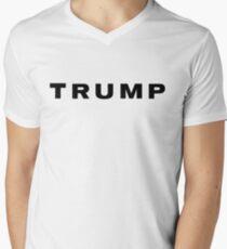 Donald Trump Men's V-Neck T-Shirt