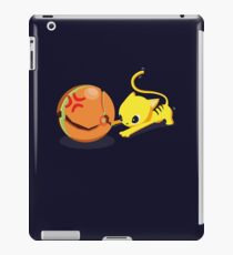 Samus's cat iPad Case/Skin