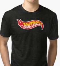 Hot Mess Tri-blend T-Shirt