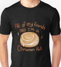 Schöne Zimtschnecke Slim Fit T-Shirt