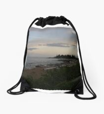 Awesome Beauty Drawstring Bag