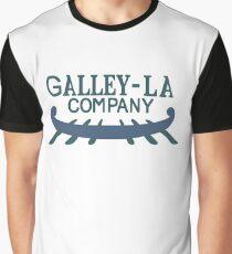 One Piece - Galley-La Company Logo Graphic T-Shirt