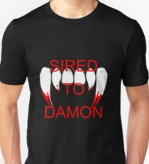 Sired to damon T-Shirt