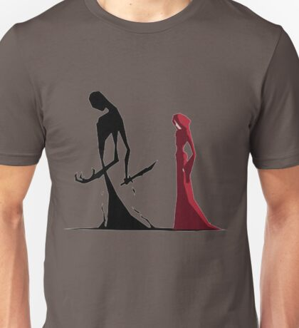 Minimalist Game of Thrones fanart Unisex T-Shirt